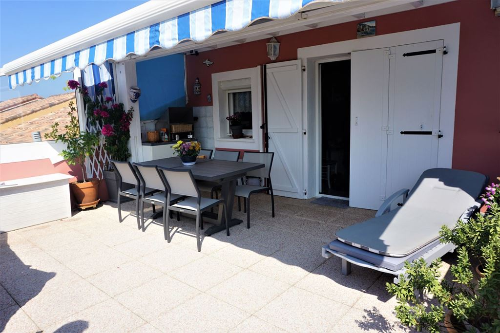 Appartement Appartement NARBONNE PLAGE 207000€ MYRIAM MAGNE IMMOBILIER