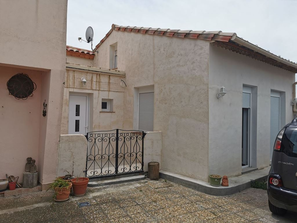 Maison NARBONNE 239000€ MYRIAM MAGNE IMMOBILIER